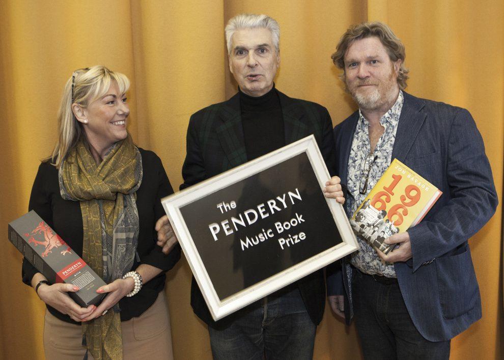 Penderyn Music Book Prize 2016 Winner Announced