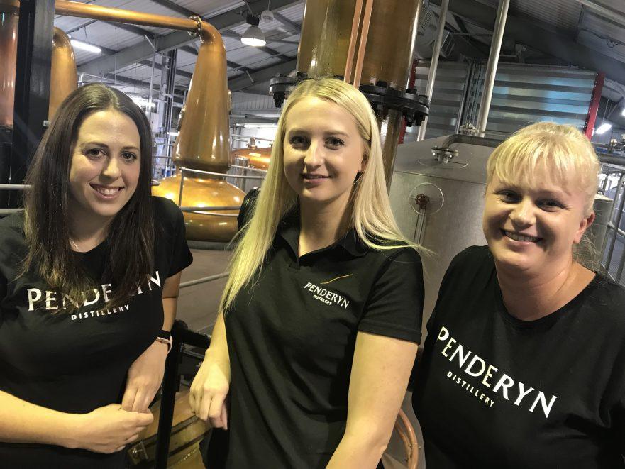 Penderyn Women Distillers