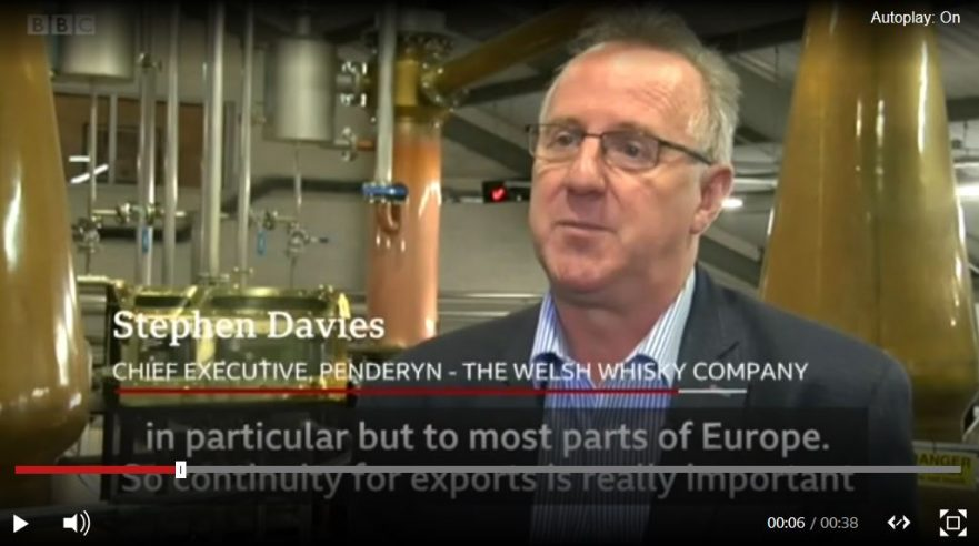 Stephen Davies BBC Brexit