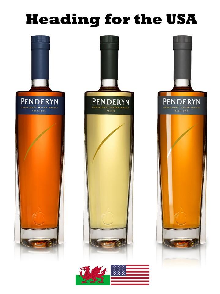 New US Penderyn Bottlings