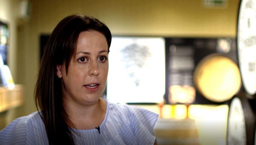 Laura Davies Penderyn Distiller