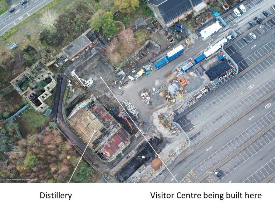 Penderyn Swansea Site Dec 2020
