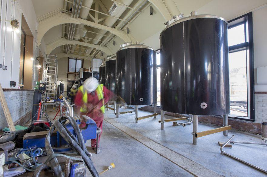 Llandudno Distilling Hall